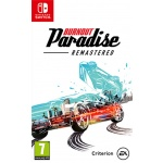Electronic Arts NS - Burnout Paradise Remastered, 5030942124002