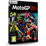 Ubi Soft PC - Moto GP 20, 8057168500875