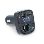 Bluetooth FM Transmiter Forever TR-330 s LCD, FMTR330BK