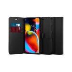 Ochranné pouzdro Spigen Wallet S pro Apple iPhone 11 černé, 076CS27197