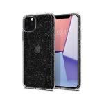 Ochranný kryt Spigen Liquid Crystal Glitter pro Apple iPhone 11 Pro Max transparentní, 075CS27131