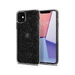 Ochranný kryt Spigen Liquid Crystal Glitter pro Apple iPhone 11 transparentní, 076CS27181