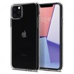 Ochranný kryt Spigen Liquid Crystal pro Apple iPhone 11 Pro Max transparentní, 075CS27129