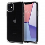Ochranný kryt Spigen Liquid Crystal pro Apple iPhone 11 transparentní, 076CS27179