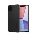 Ochranný kryt Spigen Thin Fit pro Apple iPhone 11 Pro černý, 077CS27225