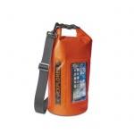 Voděodolný vak CELLY Explorer 5L, oranžový, EXPLORER5LOR