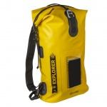 Voděodolný vak CELLY Explorer 20L, žlutý, EXPLORERBP20LYL