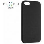 Kryt FIXED Story iPhone 7/8/SE (2020), černý, FIXST-100-BK