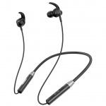Nillkin SoulMate E4 Neckband Bluetooth 5.0 Earphones Black, 6902048187924