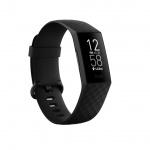 Fitbit Charge 4 (NFC, GPS, FitbitPay) Black/Black, FB417BKBK