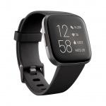 Fitbit Versa 2 (NFC) - Black/Carbon, FB507BKBK