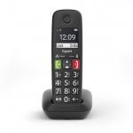 Gigaset E290HX Black, 4250366856223