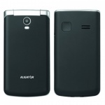 ALIGATOR V710 Senior černo-stříbrný+st.nab., AV710BS