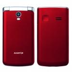 ALIGATOR V710 Senior červeno-stříbrný+st.nab., AV710RS