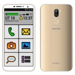 ALIGATOR S5710 SENIOR 16GB zlatý, AS5710SENGD,355260100054171
