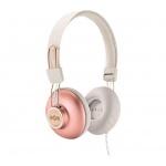 MARLEY Positive Vibration 2.0 Bluetooth - Copper, bezdrátová sluchátka přes hlavu, EM-JH133-CP