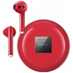 Huawei Bluetooth sluchátka CM-H3 FreeBuds 3 Red, 55032452