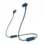 SONY sluchátka WI-XB400 bezdrátová, modrá, WIXB400L.CE7
