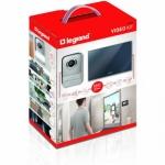 Legrand Sada video telefonu 2-vodičová 1 byt, LCD zrcadlov, 369220