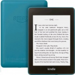 "E-book AMAZON KINDLE PAPERWHITE 4 2018, 6"" 8GB E-ink displej, WIFi, BLUE, SPONZOROVANÁ VERZE, 810019520488"