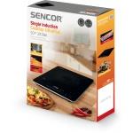 SCP 3701BK indukční vařič SENCOR