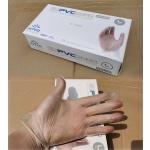Jednorázové rukavice - vel. XL -  balení 100 ks