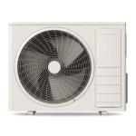 Klimatizace Delfin R32 SPLIT - venkovní jednotka SMVH12B-3A2A3NH-O