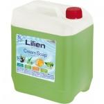 Lilien Aloe Vera tekuté mýdlo, 5 l