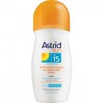 Astrid Sun OF 15 Hydratační mléko na opalování ve spreji, 200 ml
