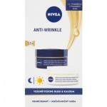 Nivea Revitalizing 55+ denní a noční krém proti vráskám, 2 × 50 ml